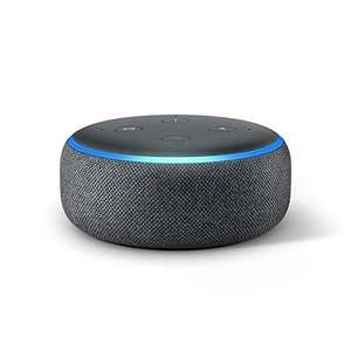 Enceinte connectée Amazon Echo Dot 3eme Génération - Plusieurs Coloris (Reconditionné)