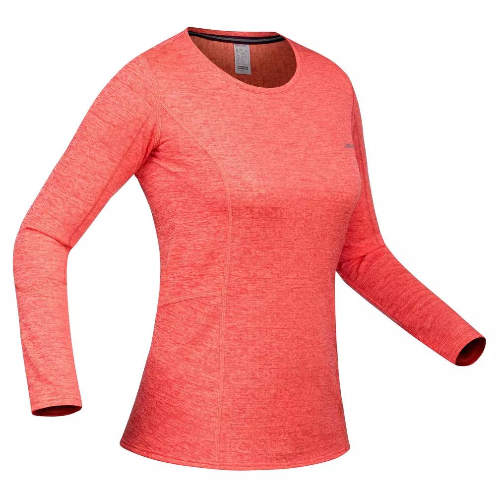 Sélection d'articles en promotion - Ex: Sous vêtement de Ski Femme Wedze 500  - Corail