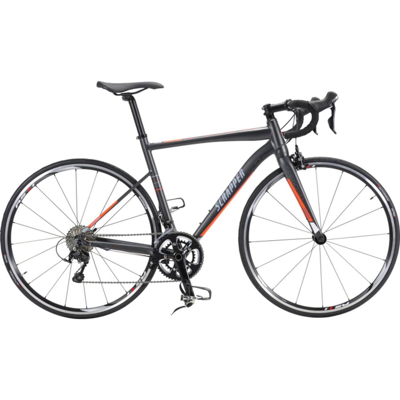Vélo de route Scrapper Spego 130 1.6 - tailles 48, 52 ou 57 cm