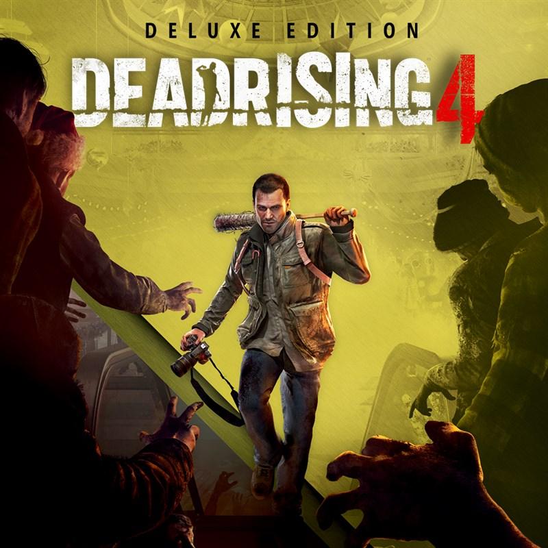 50% de réduction sur une sélection de jeux vidéo sur PC - Ex : Dead Rising 4 - Édition Deluxe