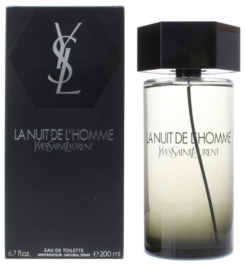 Eau de toilette Yves Saint Laurent La Nuit de l'Homme - 200 ml