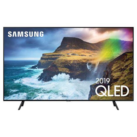"TV QLED 55"" Samsung 55Q70R - Full LED, 4K UHD, Smart TV (Via ODR de 300€)"