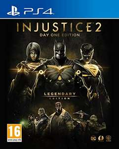 Injustice 2 : Legendary Edition Day One Edition sur PS4 (+1.50€ en SuperPoints)