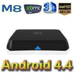 Box TV M8 Amlogic S802 - Android 4.4 TV 4K