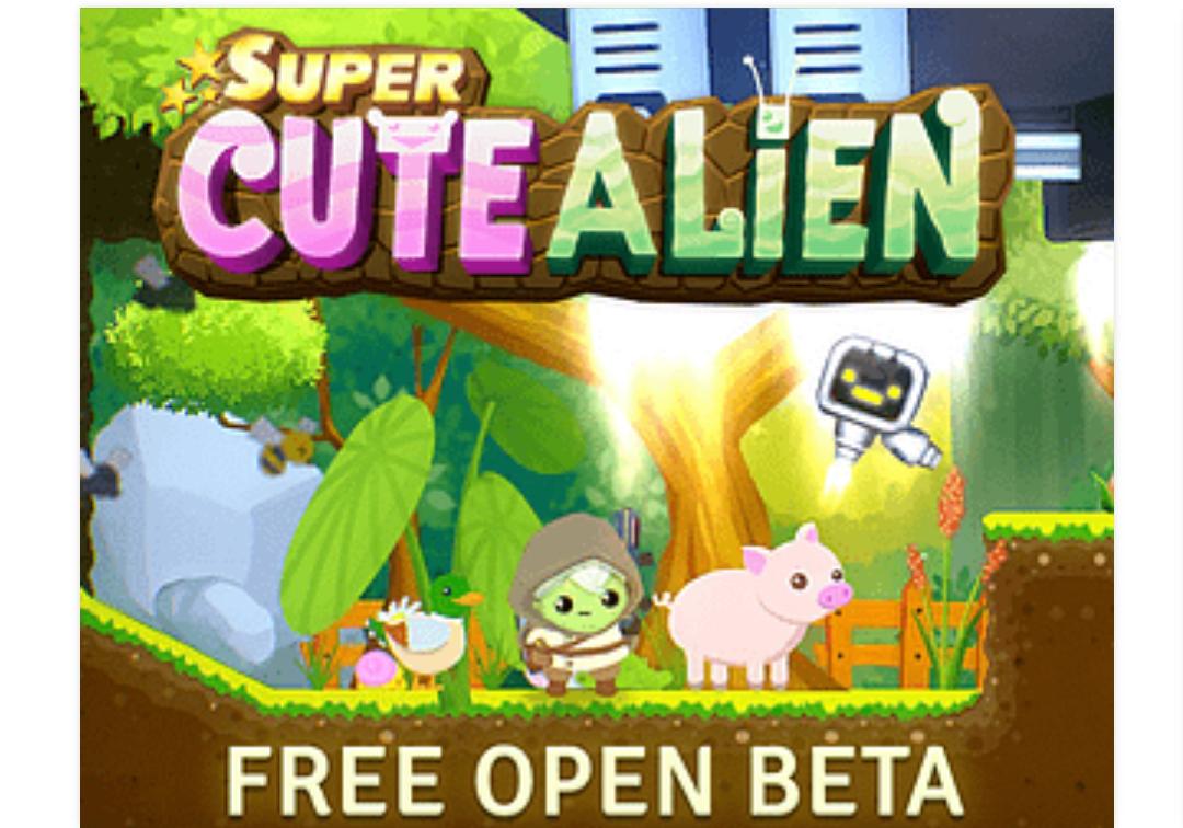 Jeu Super Cute Alien sur PC (Dématérialisée - Itch.io)