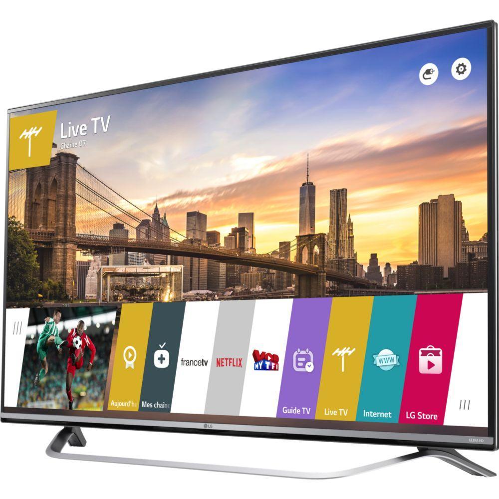 "TV 55"" LG 55UF778V - Smart TV, LED, 4K"