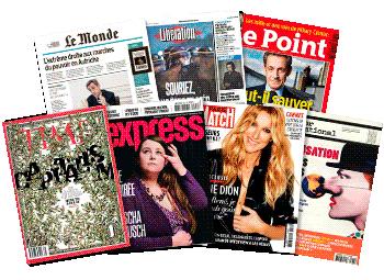 Jusqu'à 80% de réduction sur les Abonnements Magazines