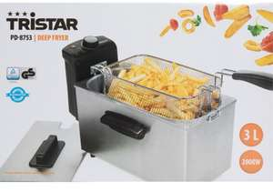 Friteuse Familiale Tristar - 3L