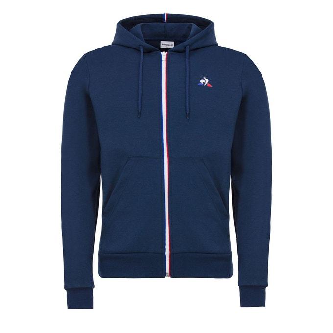 Sweat-shirt Le Coq Sportif Zippé - Tailles au choix