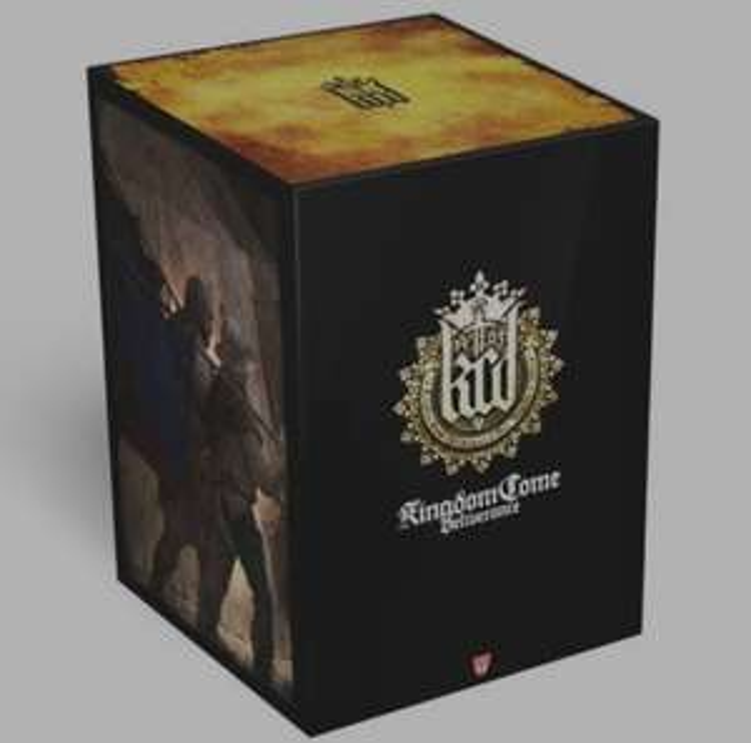 Kingdom Come Deliverance Edition Collector sur Xbox One