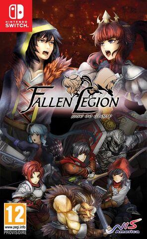 Fallen Legion Rise of Glory sur Nintendo Switch