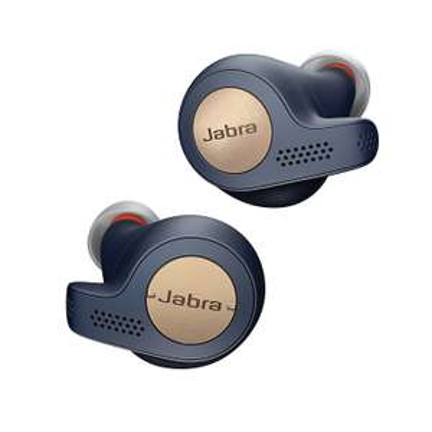 Jabra Elite Active 65t - (Bluetooth 5.0, True Wireless Sport, avec Amazon Alexa intégré) - Bleu