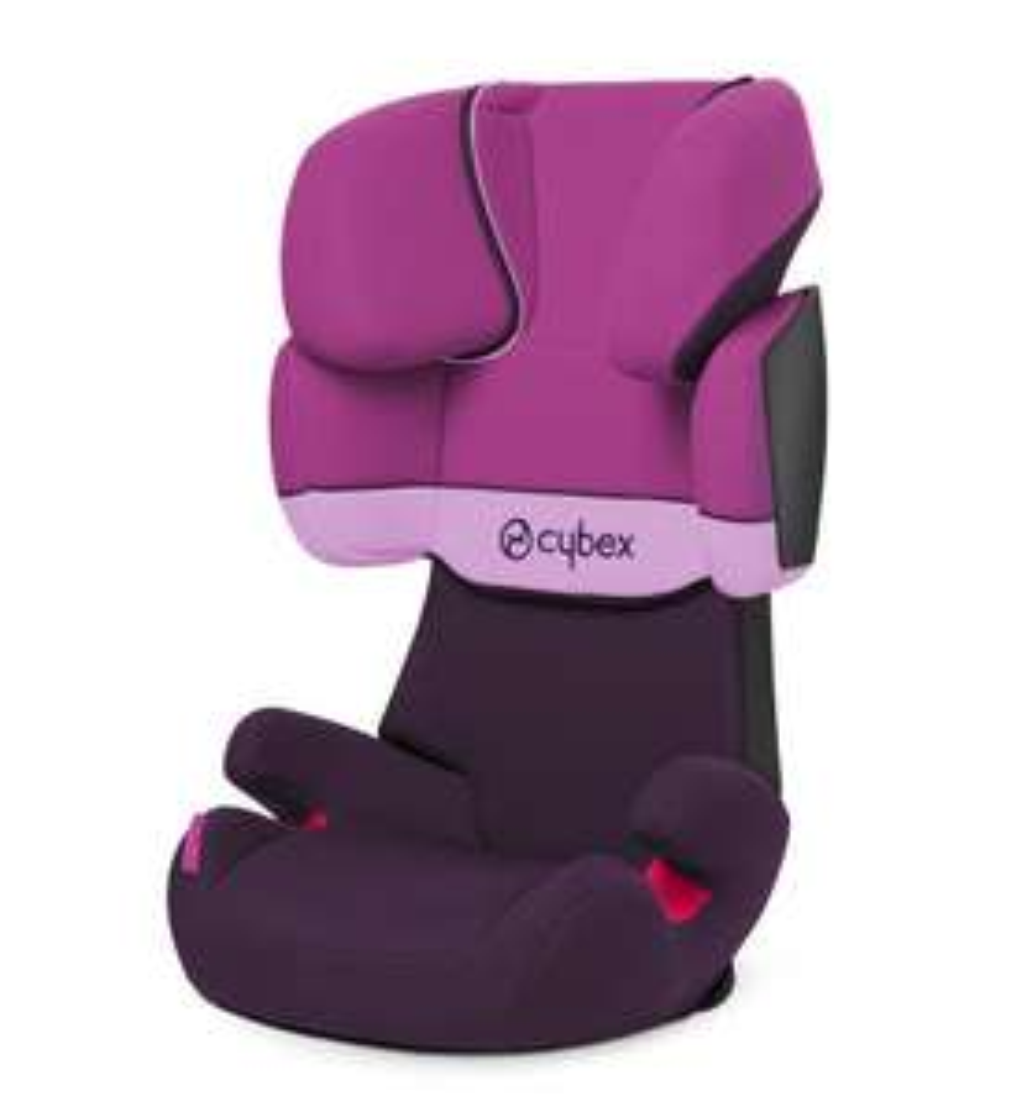 Siège auto Cybex Solution X Groupe 2/3 - Violet