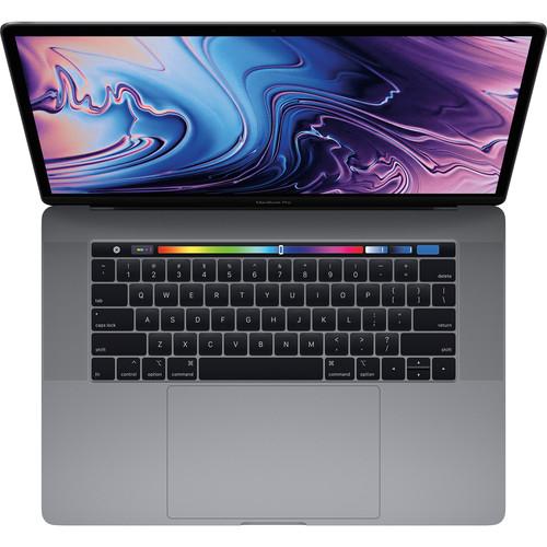 "Ordinateur portable 15,4"" Apple Macbook Pro (2019) avec barre tactile - Intel Core i7, 16 Go de RAM,  AMD Radeon Pro 555X"