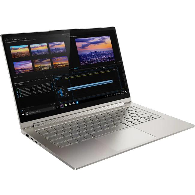 "Ultraportable 14"" Lenovo Yoga C940 -  i7-1065G7, UHD, 16 Go RAM, SSD 1 To,"