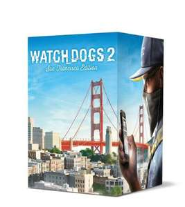 Watch Dogs 2 Edition Collector sur Xbox One (Via l'application)
