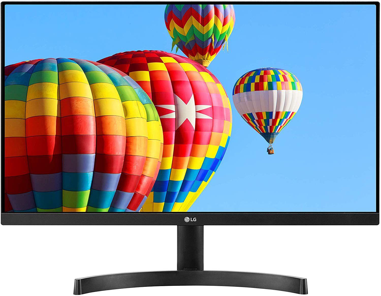 """Ecran PC 24"""" LG MK-600MB - Full HD, Dalle IPS"""