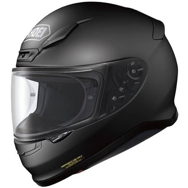 Casque intégral moto Shoei NXR - Noir mat