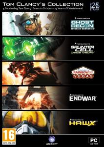 Tom Clancy Collection 5 jeux sur PC