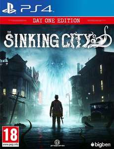 The Sinking City Day One Edition surPS4 et Xbox One