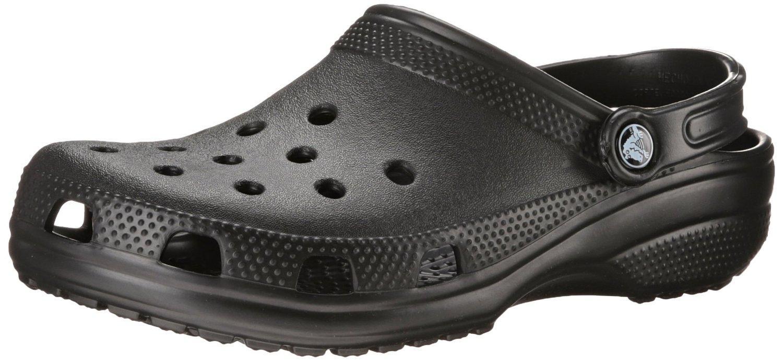 Paire de Crocs Classic - Noir, bleu ou marron