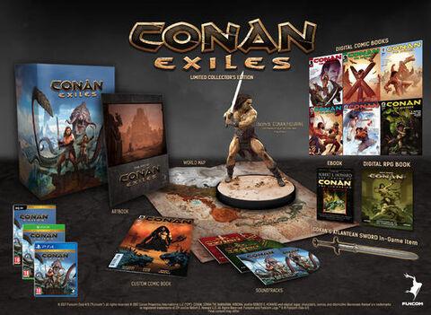 Conan Exiles édition Collector sur PC
