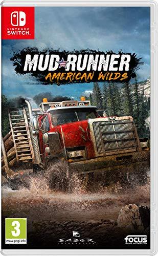 Jeu MudRunner - American Wilds Edition sur Nintendo Swicth (vendeur tiers)