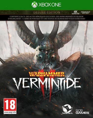 Sélection de jeux vidéo & accessoires en promotion - Ex : Warhammer Vermintide 2sur Xbox One
