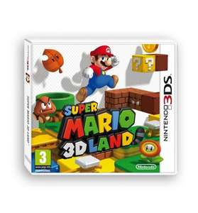 Super Mario 3d Land sur Nintendo 3DS