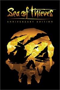 Sea of Thieves : Édition anniversaire sur Xbox One / PC Win 10 (Dématérialisé)