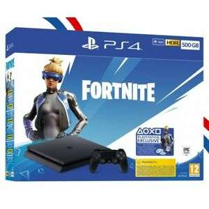 Console Sony PS4 Slim 500 Go Pack Fortnite