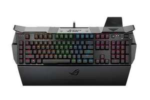 Clavier mécanique Asus ROG GK2000 Horus RGB - Switch MX Red, AZERTY