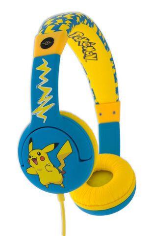 Casque Pokémon Pikachu