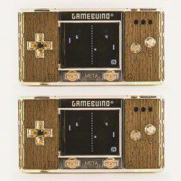 Lot de 2 Consoles portable pour apprendre à programmer Gamebuino Meta Starter - Gamebuino.com