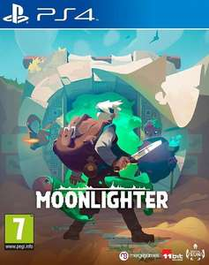 Moonlighter sur PS4