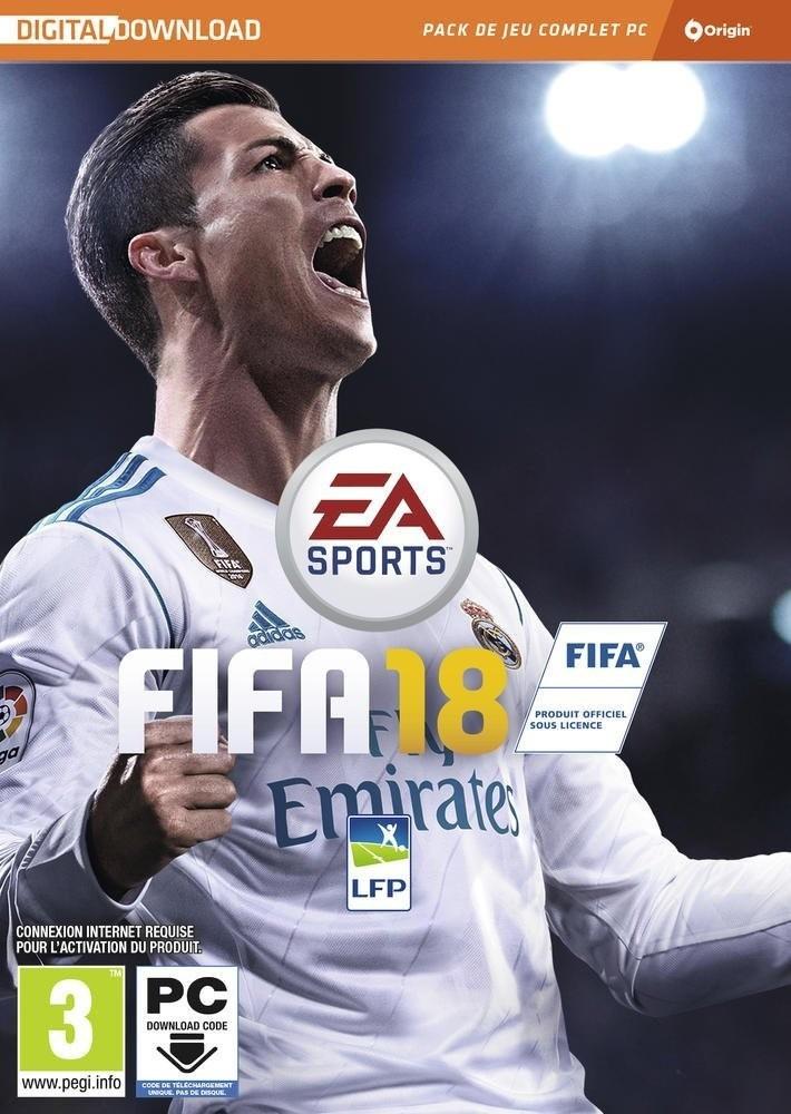 FIFA 18 sur PC