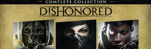Dishonored: Complete Collection - Dishonored 1 & 2, Dishonored: Death of the Outsider et 5 DLC sur PC (Dématérialisé)