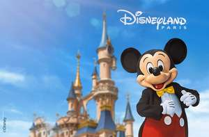 Jusqu'à 35% de réduction sur les séjours à DisneyLand Paris