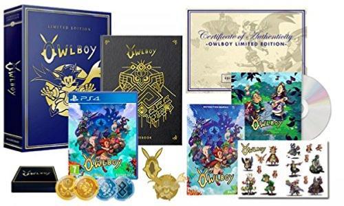 Owlboy Edition Collector sur PS4