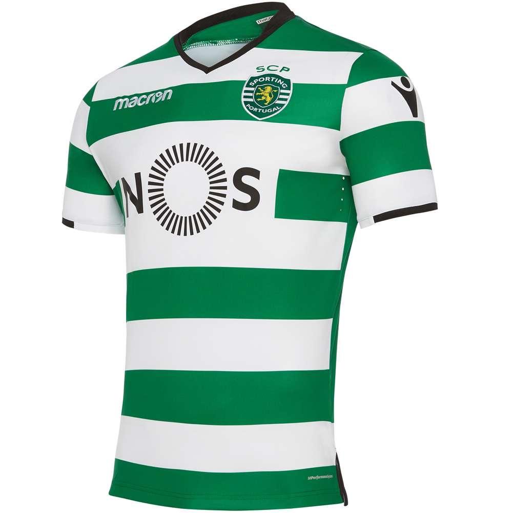 Maillot de foot domicile Sporting Lisbon - Différentes tailles