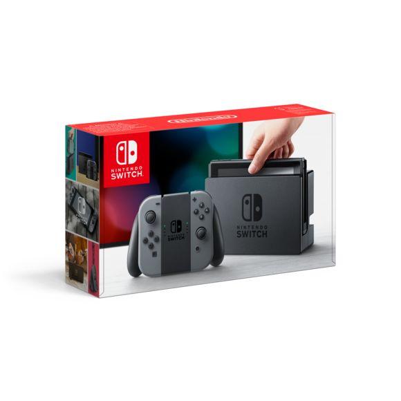 Console Nintendo Swicth avec joy-con gris (vendeur tiers)