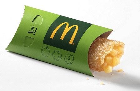1 Chausson aux Pommes (Via application - Frontaliers Suisse)