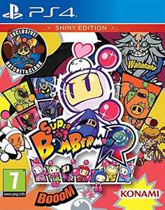 Super Bomberman-R Shiny Edition PS4