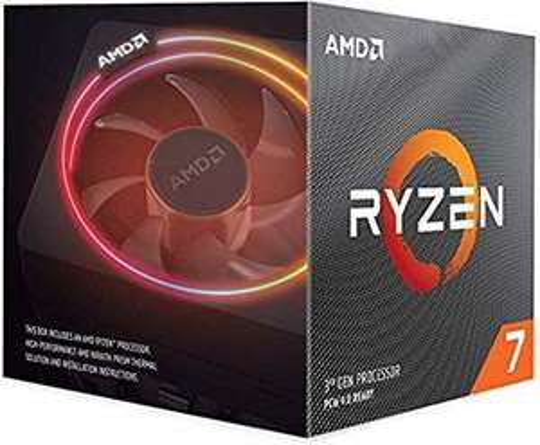 Processeur Ryzen 7 3700x - 3.6 GHz / 4.4 GHz (vendeur tiers)