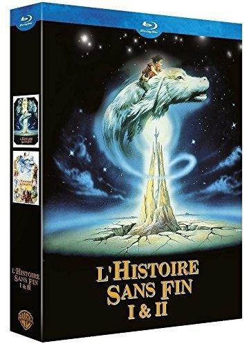 Coffret DVD - L'histoire sans fin 1 + 2