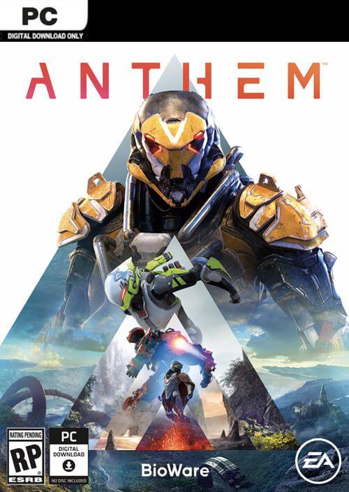 Anthem sur PC (Dématérialisé - Origin)
