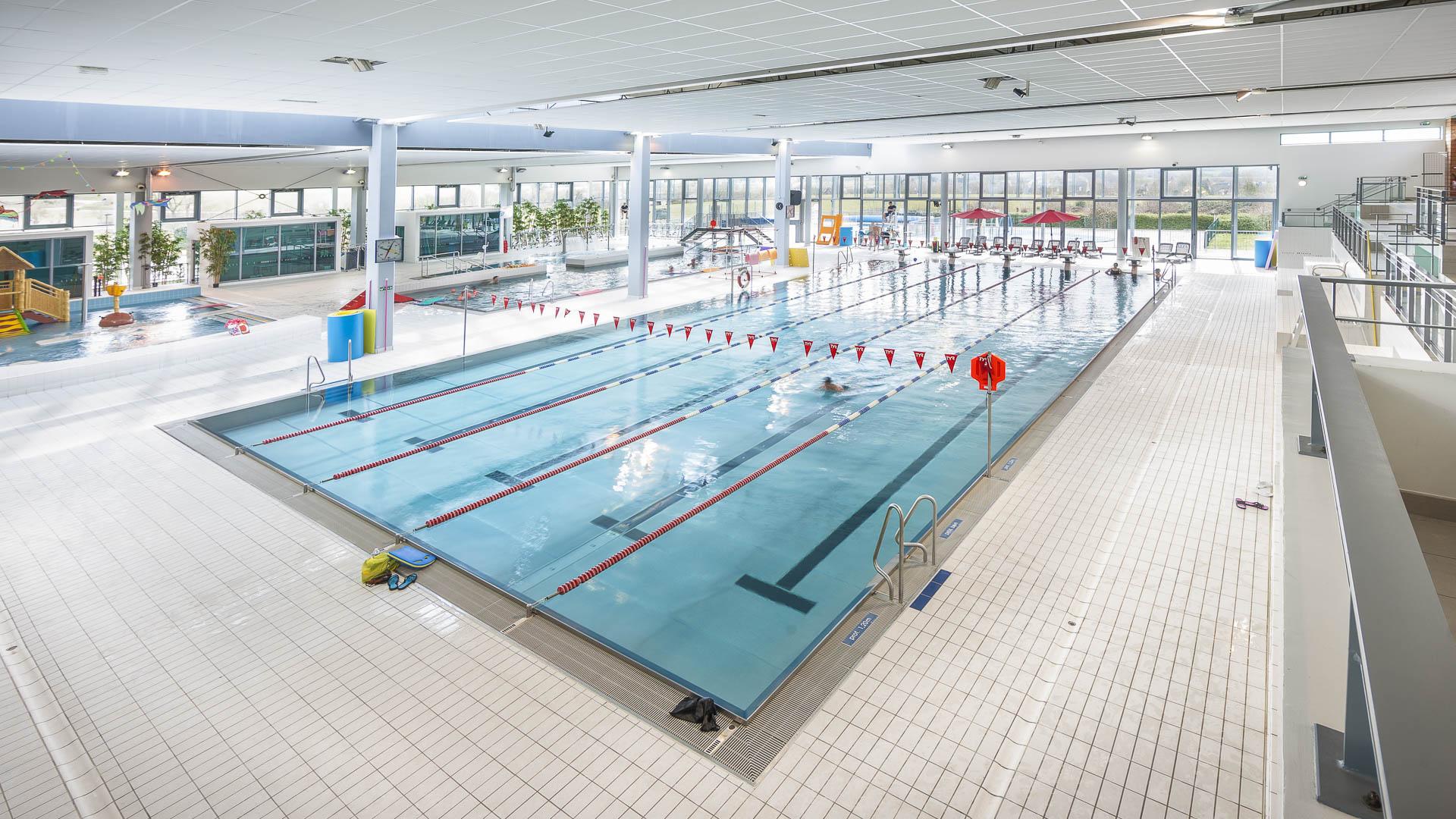Sélection d'Activités Sportives Gratuites - Ex: Entrée Gratuite au Centre Nautique de Châteaugiron (35)