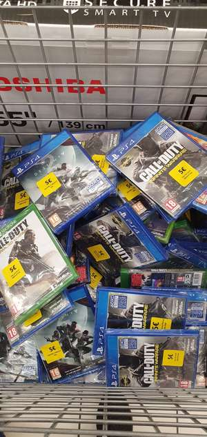 Call of Duty Infinite Warfare ou Destiny 2 sur PS4 / Xbox One - Clermont-Ferrand (63)