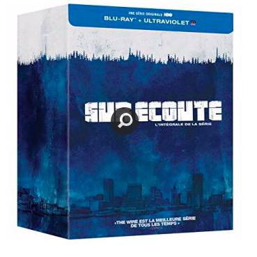 Coffret Blu-ray Sur écoute L'intégrale - Edition Spéciale Fnac