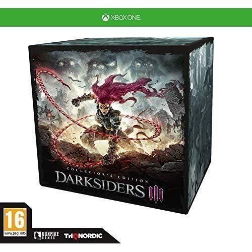 Darksiders III Edition Collector sur Xbox One
